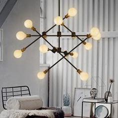 Circa - 6 line 12 heads pendant light : Tudo and co – Tudo And Co Pendant Lighting Bedroom, Bedroom Light Fixtures, Chandelier Ceiling Lights, Wall Lights, Pendant Lights, Candle Store, Beautiful Lights, Restaurant Design, Accent Decor