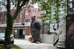 upscale art districts | taxi) – M50 or 50 Moganshan Road is Shanghai's prime art district ...