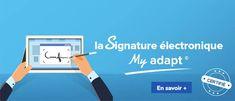 #signatureélectronique #logicielimmobilier Letters, Real Estate Software, Management, Letter, Lettering, Calligraphy