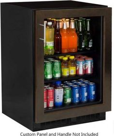 Marvel ML24BCF2RP 24 Marvel Beverage Center with 55 cu ft Capacity 18 Wine Bottle Capacity Dynamic Cooling ThermalEfficient Insulation Close Door Assist with Panel Ready Glass Door and Right *** Check out this great product. (This is an affiliate link) #Refrigerators