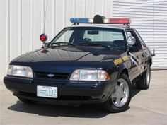 1990 mustang ssp - Google Search