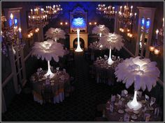 Gothic/victorian wedding decorations - Yahoo Image Search Results