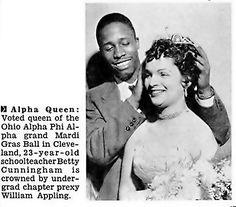 Betty Cunningham is Alpha Phi Alpha Fraternity Grand Mardi… | Flickr