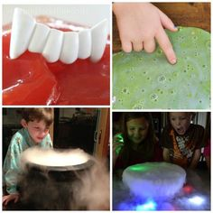 Do your kids love Science as much as mine do? What about Halloween? Here are 20 SPOOKY science experiments to try this Fall- all with a fun Halloween twist.   Halloween Sciencefor Kids  For all the