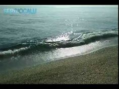 ESCUCHA LAS OLAS DEL MAR EN CALMA, MUSICA RELAJANTE, SOUND OF THE SEA 100% NATURAL 🎧 - YouTube