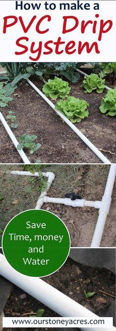 PVC Drip Irrigation