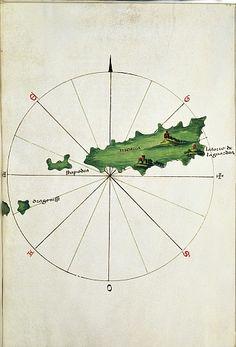 Bartolommeo dalli Sonetti, Island of Ikaria (1485)