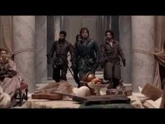 The Musketeers || We Will Rock You (Oh, this so had to be done! And its brilliant!)