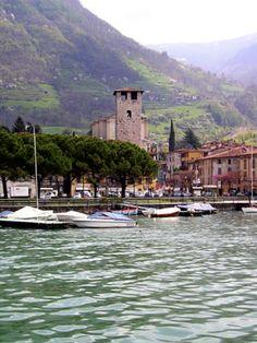 Pisogne, Lake Iseo: http://www.europealacarte.co.uk/italy/iseo Brescia Lombardy