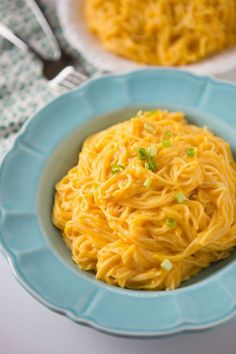 Sweet Potato Alfredo | This recipe will make you want to consider becoming a vegetarian. #DIYReady DIYReady.com