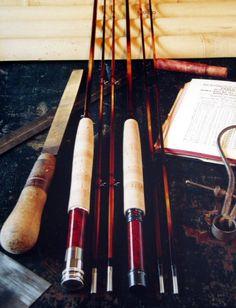 J.D. Wagner Bamboo Flyrods
