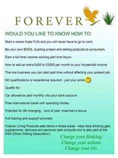 Forever Living is the world's largest grower, manufacturer and distributor of Aloe Vera. Discover Forever Living Products and learn more about becoming a forever business owner here. Forever Living Aloe Vera, Forever Aloe, My Forever, Forever Company, Aloe Vera Uses, Forever Living Business, Millionaire Quotes, Forever Living Products, Work Life Balance