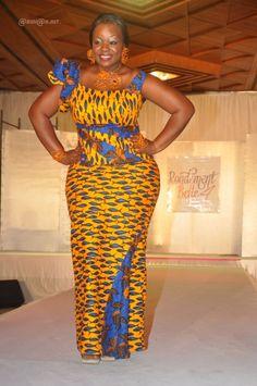 Rondement belle 4ème édition Kouassi Kadi Viviane arrache la couronne - Abidjan.net Photos