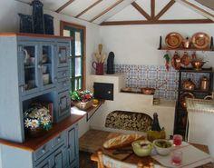 Minha cozinha caipira.
