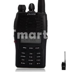 8km 400-470MHz Rechargeable Two-way Radio Walkie Talkies with Backlighted LCD,$64.95