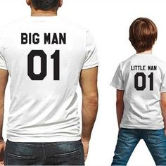 Family Look matching outfits father and son big litter man Dad baby summer fathers day clothing T-shirt for daddy and me clothes Matching Shirts, Matching Outfits, Matching Clothes, Kids Outfits, Cool Outfits, Summer Outfits, Dad Baby, Baby Boy, Matches Fashion