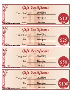 Free printable gift certificate forms certificates sheet for Dollar certificate template