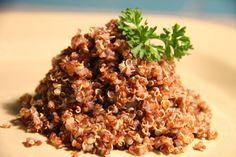 cumin quinoa #vegan