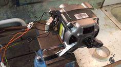 Rebrancher un moteur électrique de récupération ( AVERTISSEMENT : NE LE FAITE PAS SI VOUS NE SAVEZ PAS CE QUE VOUS FAITE ! )