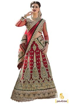Everyone will admire you when 5860/- Rs, you wear this maroon georgette wedding bridal lehengha choli. Rich the highest level of trend with this magnificent lehengha.