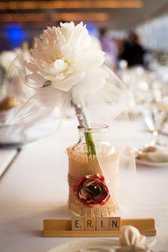 bridesmaid bouquet holder