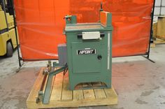 Used Whirlwind 18 Inch Up-Cut Saw - Model - This used up-cut saw features a cut-off capacity of 4 x 10 , 2 x 12 or 1 x 13 in. Used Woodworking Machinery, Lean Manufacturing, Model, Scale Model, Models, Template, Pattern, Mockup