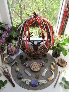 Wiccan Sabbats, Wiccan Altar, Wiccan Spells, Magick, Yule, Green Witchcraft, Sabbath, Pagan Witch, Witch Aesthetic