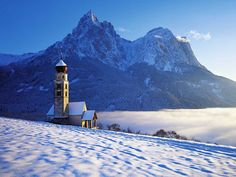 The most beautiful places in Italy to see during winter vacation!