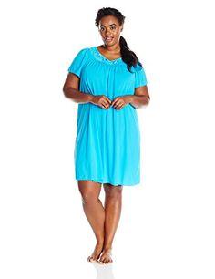 64 Best Plus Size Sleepwear from Miss Elaine images  203c90c04