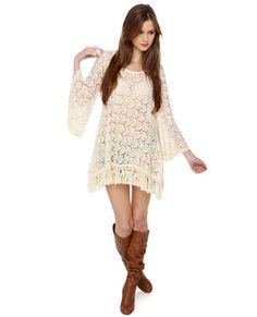 lace tunic by gypsy junkies