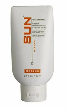 Sun Labs Strictly Face Self-Tanning Lotion, Level 2 Medium by Sun Labs. $21.99. Firms skin. Reduces the appearance of wrinkles. Easy to apply. Dual-purpose cream. Long-lasting, natural glow. Strictly Face combines top-quality all-natural ingredients with renowned color formulations for a self-tanning cream especially for the delicate skin of the face. The dual-purpose cream reduces the appearance of wrinkles and firms skin while providing the same great Sun Labs glow. Ingredi...