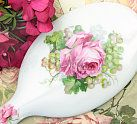 Vintage Home online shop - homewares Page 4 :  1950s White Wicker Mannequin Head, 1930s Barbola Boudoir Powder Bowl, 1930s Puss in Boots Writing Set and Book, Antique Louis Vuitton  Haberdashery Drawers, Victorian Roses Hand Mirror and Vintage Bunny and Chick Easter Egg Box.
