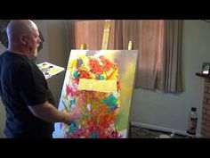 Fine Art Tips with Graeme Stevenson at home on Colour in Your Life- Colo. The Color Of Fear, Color Of Life, Mixed Media Techniques, Art Techniques, Pattern Art, Art Patterns, Art Tips, Native American Indians, Great Artists