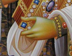 Religious Icons, Religious Art, Greek Icons, Byzantine Icons, Orthodox Christianity, Orthodox Icons, Renaissance Art, Creations, Drawings