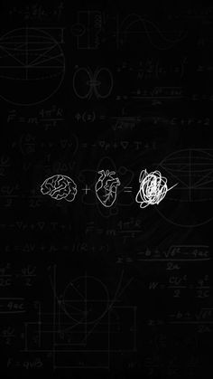 Brain with Heart - iPhone Wallpapers