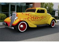 1934 Ford..Re-pin...Brought to you by #CarInsurance at #HouseofInsurance in Eugene, Oregon