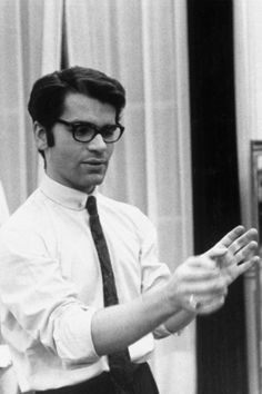 Karl Lagerfeld, 1964