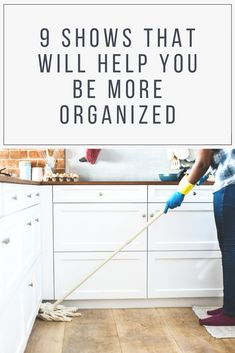 For those of us with lofty organization ambitions and nighttime TV-watching habits, here are 9 shows that help us have our cake and eat it too. Good Back Workouts, Clean Sweep, Organization Hacks, Organizing Ideas, Home Improvement Projects, Organizer, Getting Organized, Housekeeping, Household