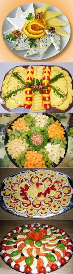 New cheese tray presentation food displays ideas Snacks Für Party, Appetizers For Party, Good Food, Yummy Food, Veggie Tray, Food Displays, Food Decoration, Food Platters, Food Humor