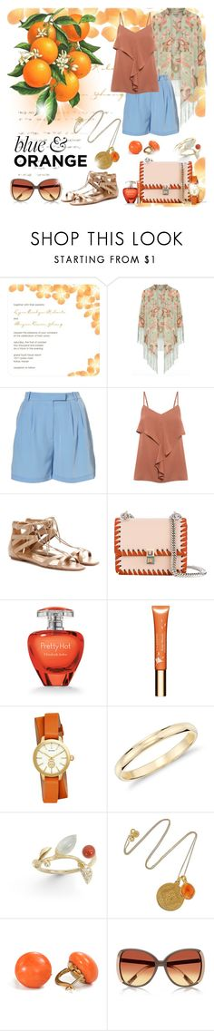 """""""#132"""" by agami87 ❤ liked on Polyvore featuring Dorothy Perkins, CO, Theory, Aquazzura, Fendi, Elizabeth Arden, Clarins, Tory Burch, Blue Nile and Monica Vinader"""