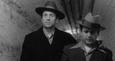 "Robert De Niro and Joe Pesci in ""Raging Bull"" (1980)"