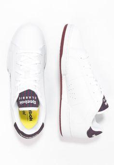 Sneakers Reebok Classic NPC II - Sneakers laag - white/red/navy wit: € 54,95 Bij Zalando (op 6-8-16). Gratis bezorging & retournering, snelle levering en veilig betalen!