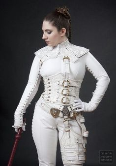 The Legend of Seeker Mord-Sith Costume