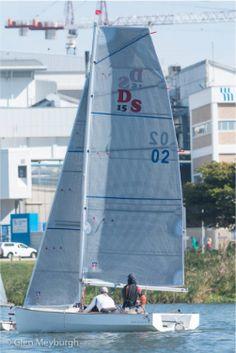 DS15 radius chine plywood sailboat sailing