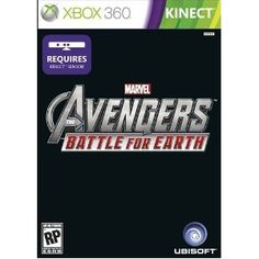 Marvel Avengers: Battle For Earth    $49.99 for Kinnect