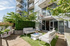 Yaletown Apartment for sale: Raffles on Robson 2 bedroom 882 sq. Vancouver, Canada, Outdoor Furniture Sets, Outdoor Decor, Apartments For Sale, Bedroom, Street, Home Decor