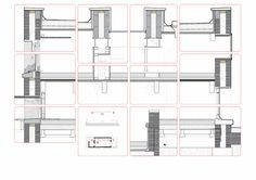 the shadow house - london - liddicoat + goldhill - details plan