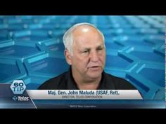 How can our nation improve the way we train our #cyberspace professionals? Maj. Gen. John Maluda (#USAF, Ret) answers in our latest :60 TIP – Telos Industry Perspective.