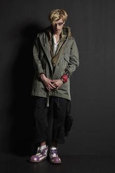 Faith Connexion Fall 2016 Menswear Fashion Show