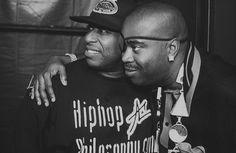 DJ Premier and Slick Rick